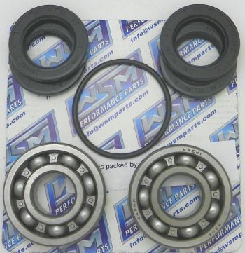 Kawasaki PWC Bearing Housing Rebuild Kit JS330 JS440 JS550 WSM 003-610