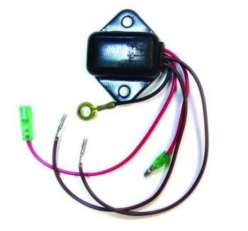 Kawasaki PWC Voltage Regulator 92 440JS 92-95 550 SX 21066-3710 WSM 004-234