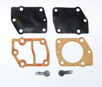 Kawasaki PWC Fuel Pump Repair Kit Jetski 650 SX X2 WSM 006-405