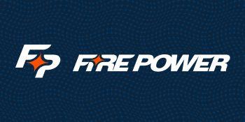 """FIRE POWER - BANNER 36"""" X 18"""" - BANNER-FPOWER"""