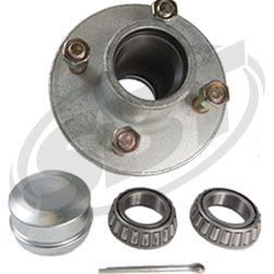 "4- Bolt Hub Kit  1-1/16"" bearing size"