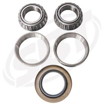 """Trailer Wheel Bearing & Seal Kit 1-1/16"""" SpIndle SBT 10-141K"""