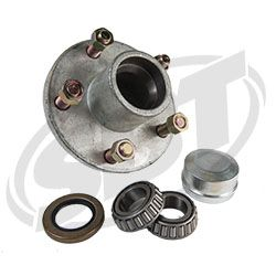 "5 Bolt Hub Kit  1"" Bearing"