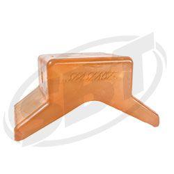 "Trailer Bow Stop 4"" - 1/2"" Shaft Polymer SBT 10-554"