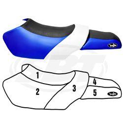 Yamaha PWC Standard Seat Cover 97-99 GP1200 98-00 GP800 99-00 GP760 Blacktip Jetsports 108BT415-P