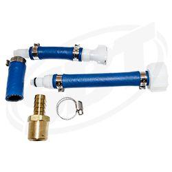 Polaris PWC Flush Kit Quick Snap SBT 12-232