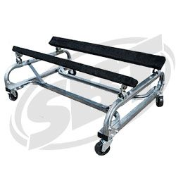 "PWC Shop Cart - 19"" High Galvanized SBT 12-500"