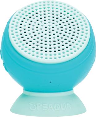 Bluetooth Wireless Waterproof Speaker Aloha Blue Speaqua Barnacle BS1005