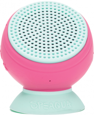 Bluetooth Wireless Waterproof Speaker Qunicy David Speaqua Barnacle BS1003