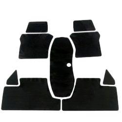 2000-2001 XR 1800 Elite Interior Mat Kit