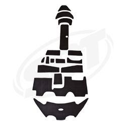Sea-Doo Jet Boat Complete Traction Mat Set 03-06 Sportster 4-TEC Blacktip Jetsports 130BT815