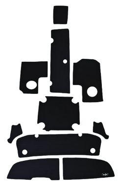 2011-2012 AR190 Elite Complete Mat Kit