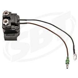 Yamaha FX 140 /GP 1200 /GP 800 /SuperJet 700 /SUV 1200 /XLT 1200 Starter Solenoid (Relay Switch)