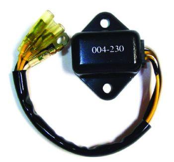 Kawasaki PWC Voltage Regulator Rectifier 87-91 650SX X2 21066-3703 WSM 004-230