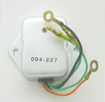 Kawasaki PWC Voltage Regulator Rectifier 300SX 21066-3707 WSM 004-227