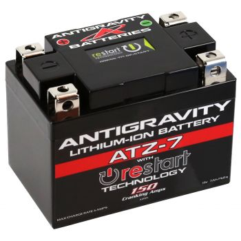 ANTIGRAVITY - LITHIUM BATTERY ATZ7-RS 150 CA - 58-7001