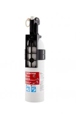 FIRST ALERT - PWC FIRE EXTINGUISHER WHITE 1.4 LB. - 18-9893