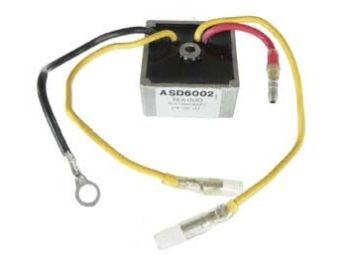 Sea-Doo PWC Voltage Regulator Rectifier 92-00 GTS HX SP 92-95 XP 278000123 Arrowhead ASD6002