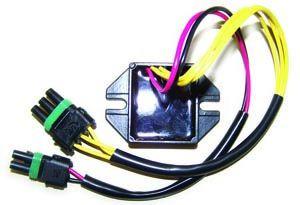 Sea-Doo PWC Voltage Regulator Rectifier 97 GSX 97 XP 278001240 WSM 004-226