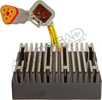 Sea-Doo PWC Voltage Regulator Rectifier 3D DI GTX 4-TEC 278001969  Arrowhead ASD6001