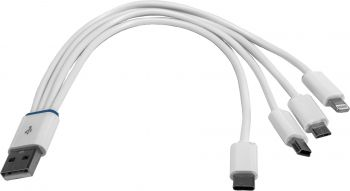 ANTIGRAVITY - 4 INTO 1 USB CABLE - 58-7157