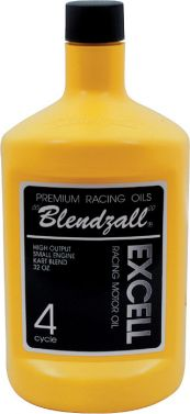 BLENDZALL - EXCELL 4-CYCLE MOTOR OIL 0W-5 KART 1GAL - 55-0453
