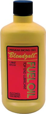 BLENDZALL - FUEL OIL TOP END LUBRICANT 16OZ - 55-0501