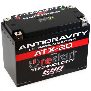 ANTIGRAVITY - LITHIUM BATTERY ATX20-RS 680 CA - 58-7007