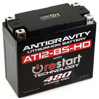 ANTIGRAVITY - LITHIUM BATTERY AT12BS-HD-RS 480 CA - 58-7004