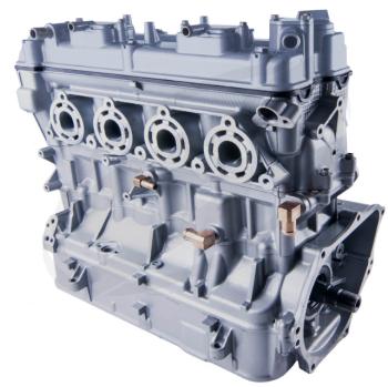 Kawasaki STX 15F Ultra LX 2007 2008 Standard Engine