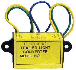 Trailer Light Converter 5 Wire To 4 Wire Seachoice 51491