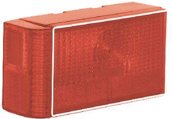 Trailer Light Submersible With Curved Side Extension Right Tail Seachoice 51881