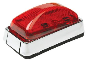 Submersible Trailer Light LED Red Side Marker Seachoice 51981