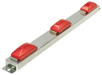 Trailer Identification Light Bar Stainless Steel Seachoice 52511