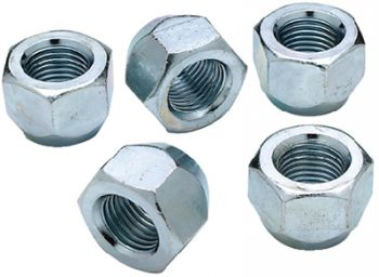 Trailer Wheel Lug Nut Pack Of 5 1/2-20 Seachoice 53911