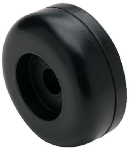 """Trailer Roller End Cap Rubber 3 1/2"""" Seachoice 56400"""