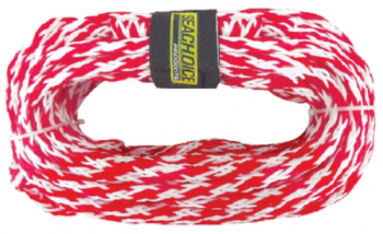 Watersports Tube Tow Rope 2 Riders 2 Section 3000# 60' Seachoice 86661