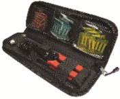 Waterproof Wiring Kit With Tools Ring Terminals Butt Connectors Seachoice 61332