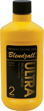BLENDZALL - ULTRA 2-CYCLE RACING CASTOR 16OZ - 55-0455