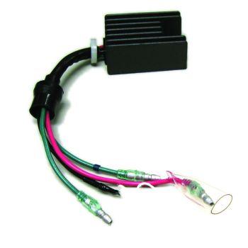 Yamaha PWC Voltage Regulator Rectifier 800 1100 GP800 XLT800 Raider 1100 Venture 1100 63M-81960-00-00 WSM 004-280
