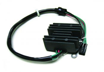 Yamaha PWC Voltage Regulator Rectifier 00-02 GP1200 99-01 XL1200 02-05 XLT1200 66V-81960-00-00 WSM 004-282