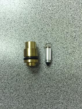 Carburetor Needle And Seat OEM Mikuni SBN 2.5 786-35015-2.5