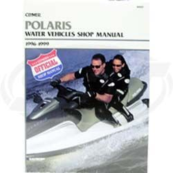 Polaris PWC Service Manual 1996-1998 SBT 85-820