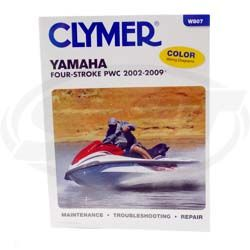 Yamaha PWC Service Manual 4 Stroke FX VX SBT 85-807