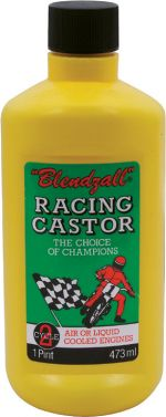 BLENDZALL - RACING CASTOR 2-CYCLE 16OZ - 55-0460
