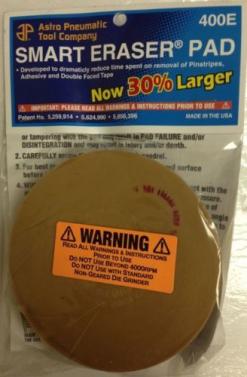 Pinstripe Remover Smart Eraser Astro Pneumatic 400E