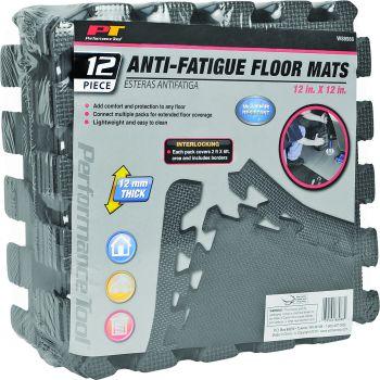 PERFORMANCE - SHOP FLOOR MATS 12/PC - 117-1112