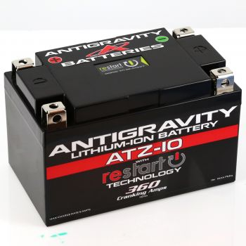 ANTIGRAVITY - LITHIUM BATTERY ATZ10-RS 330 CA - 58-7002