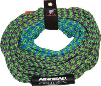 AIRHEAD - 2 SECTION TOW ROPE FOR INFLABLES 50-60' - 27-1206