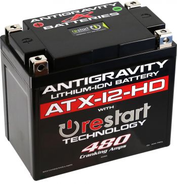 ANTIGRAVITY - LITHIUM BATTERY ATX12-HD-RS 480 CA - 58-7006